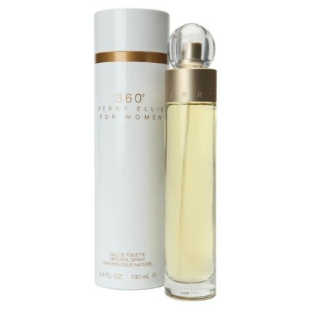 f0dd069c166 360º Perry Ellis Eau De Toilette 100ml - Perfume Feminino - LAMSPERFUMES