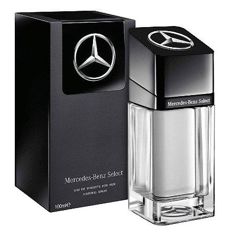 Mercedes-Benz Select Eau de Toilette 100ml - Perfume Masculino