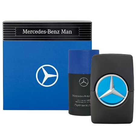 Kit Mercedes-Benz Man Eau de Toilette 100ml + Desodorante Stick 75g - Masculino