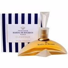 Classique Eau de Parfum Marina de Bourbon 100ml - Perfume Feminino