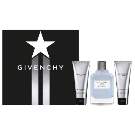 Kit Givenchy Gentlemen Only Eau de Toilette 100ml + Shampoo 75ml + Creme de Barbear 75ml