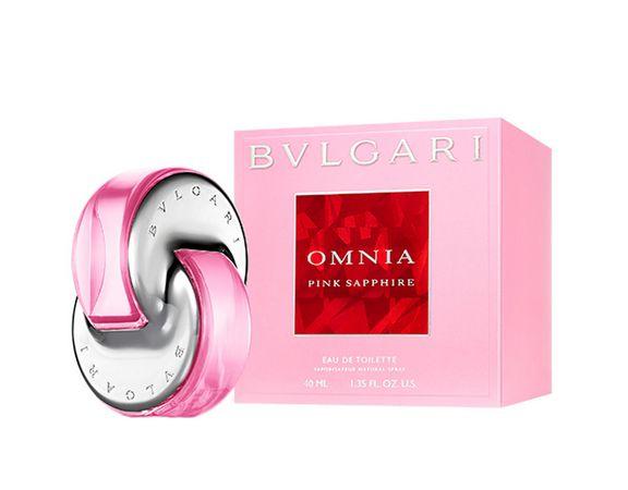 Omnia Pink Sapphire Eau de Toilette Bvlgari 40ml - Perfume Feminino