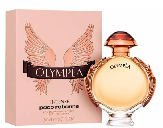 Olympéa Intense Eau De Parfum Paco Rabanne 80ml - Perfume Feminino