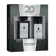 Kit AB The Secret Eau de Toilette 100ml, Desodorante Spray 150ml - Masculino