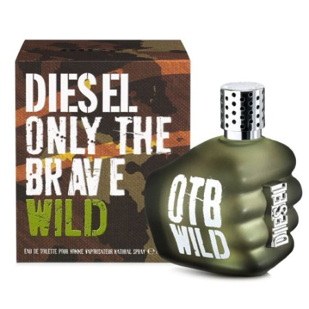 Diesel Only the Brave Wild Eau de Toilette 50ml - Perfume Masculino