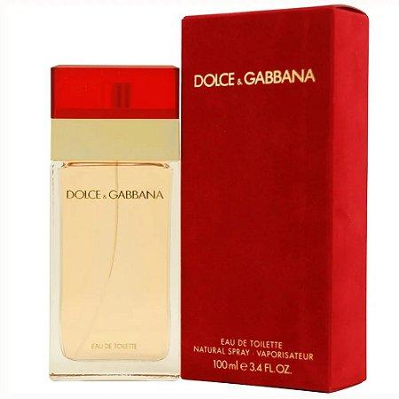 Dolce & Gabbana Eau de Toilette 100ml - Perfume Feminino