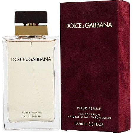 Dolce & Gabbana Pour Femme Eau de Parfum 50ml - Perfume Feminino