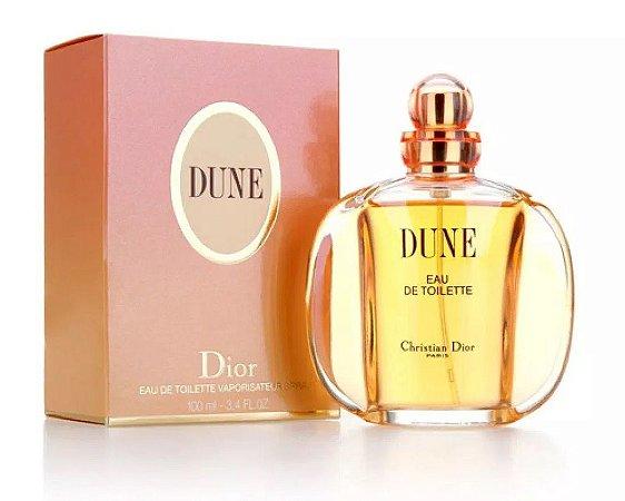 Dune Eau de Toilette Dior 100ml - Perfume Feminino