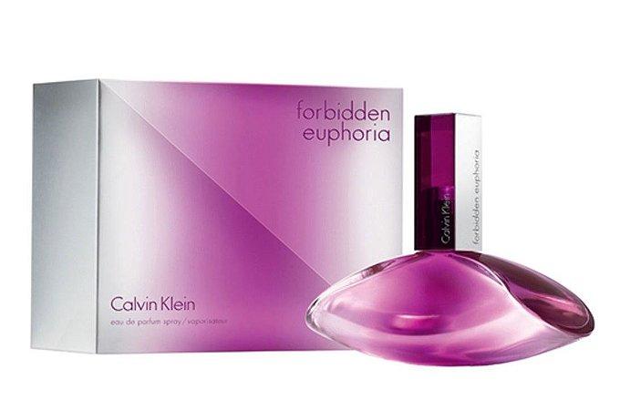 Euphoria Forbidden Calvin Klein Eau De Parfum 100ml Perfume