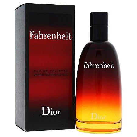Fahrenheit Eau de Toilette Dior 100ml - Perfume Masculino