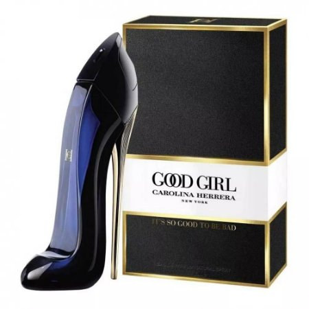 Good Girl Carolina Herrera  Eau de Parfum 80ml - Perfume Feminino