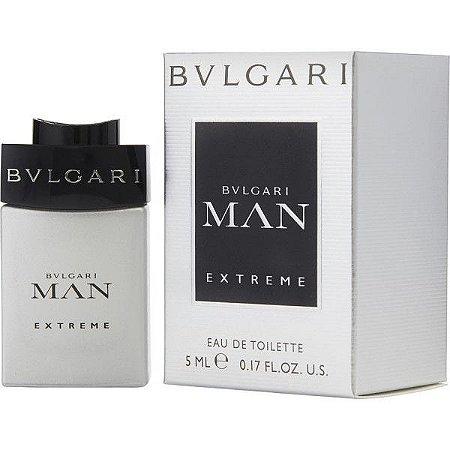 Miniatura Bvlgari Man Eau de Toilette 5ml - Perfume Masculino