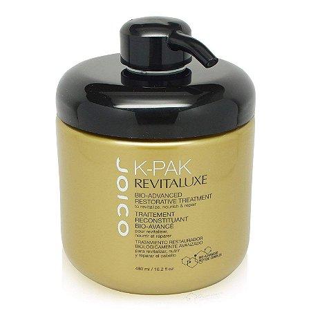 Joico K-PAK Revitaluxe Bio-Advanced Restore - Máscara Capilar 480ml