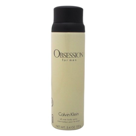 Obsession Body Spray For Men Calvin Klein 152g - Masculino