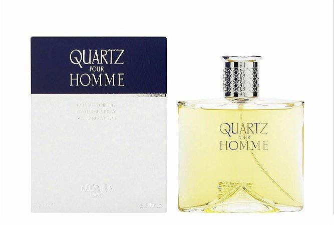 Quartz Pour Homme Molyneux Eau de Toilette 50ml- Perfume Masculino
