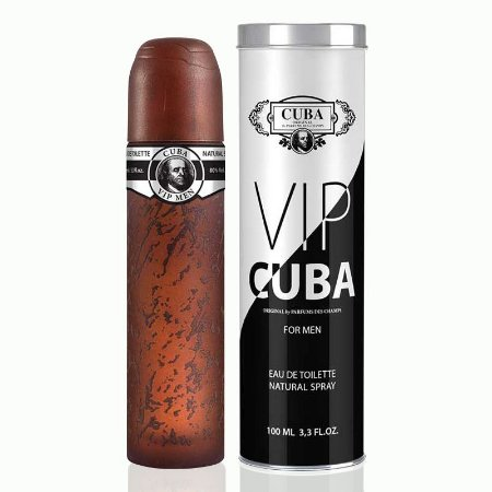 Cuba Vip For Men Eau de Toillete 100ml - Perfume Masculino