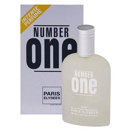 Number One Eau de Toilette Paris Elysees 100ml - Perfume Unissex
