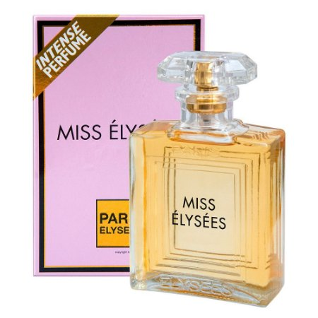 Miss Elysées Paris Elysees Eau de Toilette 100ml - Perfume Feminino