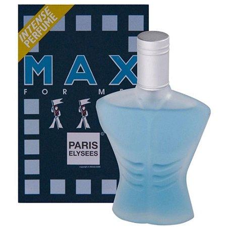 Max Eau de Toilette Paris Elysees 100ml - Perfume Masculino