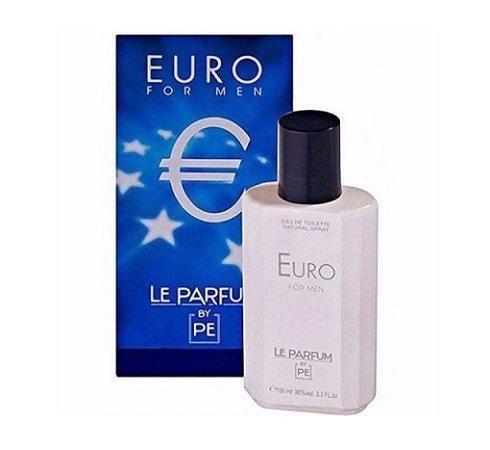 Euro Paris Elysees Eau de Toilette 100ml - Perfume Masculino