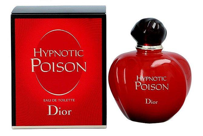 Hypnotic Poison Eau de Toilette Dior 100ml - Perfume Feminino