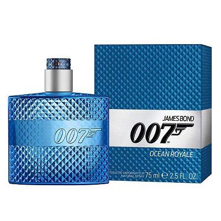 Ocean Royale James Bond Eau de Toilette 75ml - Perfume Masculino
