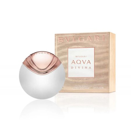 Aqva Divina Eau de Toilette Bvlgari 40ml - Perfume Feminino