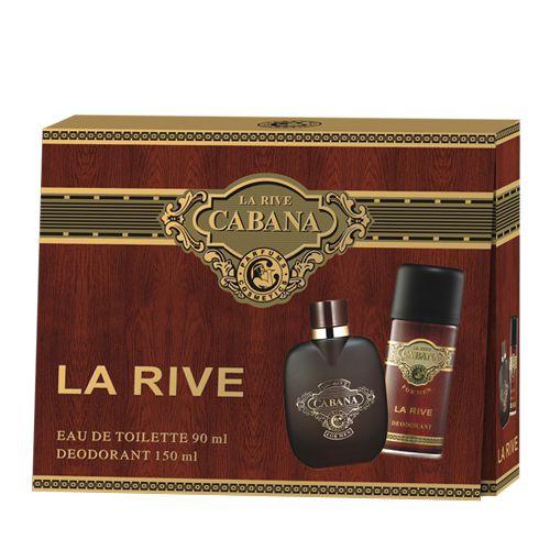 Kit Cabana La Rive Eau de Toilette 90ml + Desodorante 150ml - Masculino