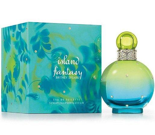 Island Fantasy Britney Spears Eau de Toilette 100ml - Perfume Feminino