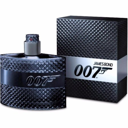 James Bond 007 Eau de Toilette James Bond 75ml - Perfume Masculino