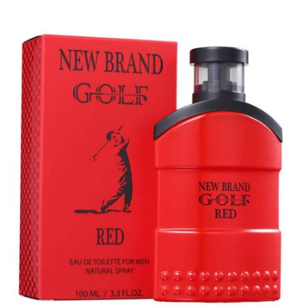 Golf Red Eau de Toilette New Brand 100ml - Perfume Masculino