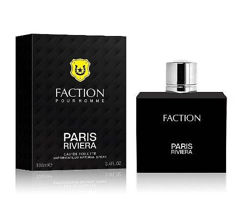 Faction Paris Riviera Eau de Toilette 100ml - Perfume Masculino