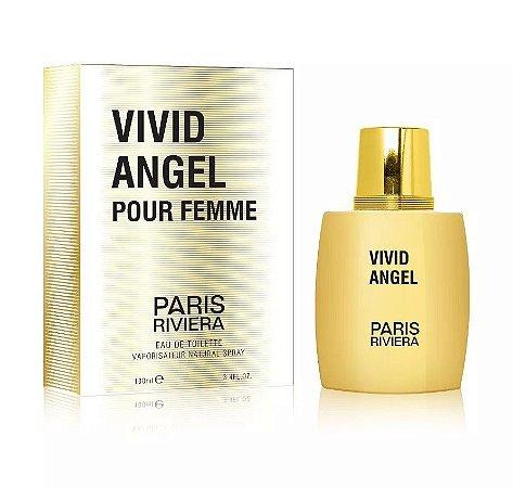 Vivid Angel Paris Riviera Eau de Toilette 100ml - Perfume Feminino
