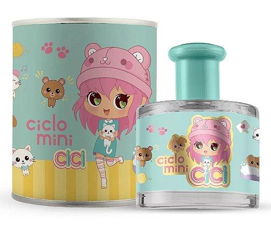 Deo Colônia Cici Zoe 100ml - Perfume infantil