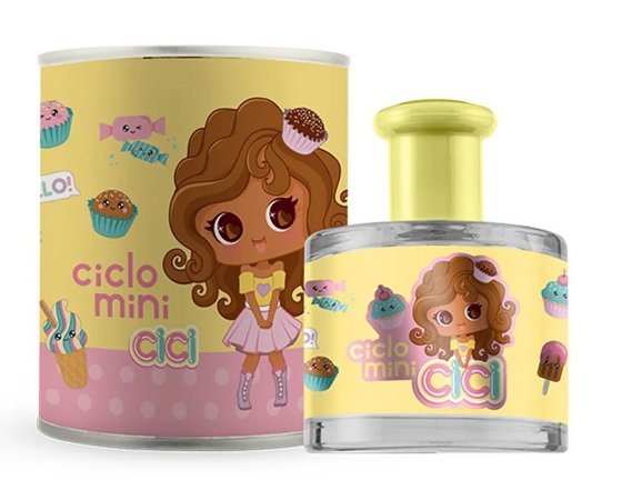 Deo Colônia Cici Mel 100ml- Perfume Infantil