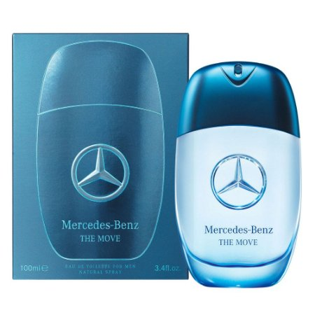 Mercedes-Benz The Move Eau De Toilette 100ml - Perfume Masculino