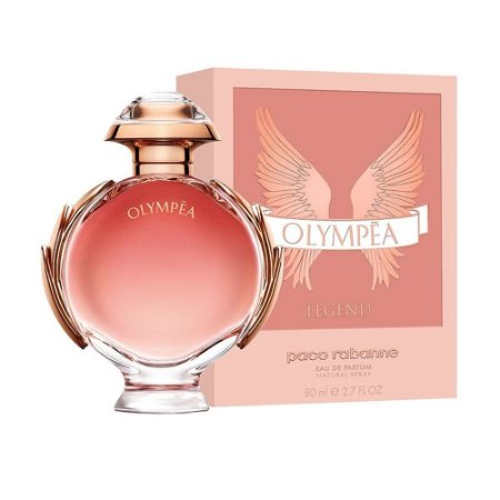 Olympéa Legend Paco Rabanne Eau de Parfum 30ml - Perfume Feminino