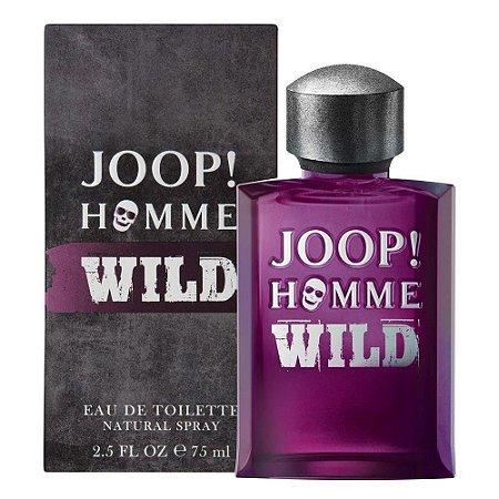 Joop! Homme Wild Eau de Toilette 75ml - Perfume Masculino