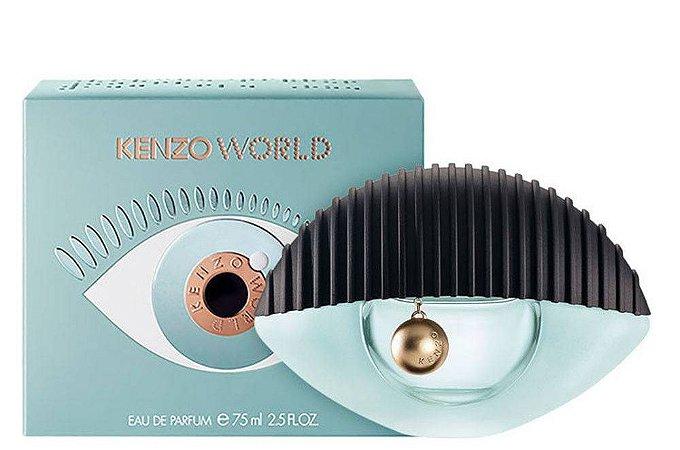 Kenzo World Eau de Parfum 75ml - Perfume Feminino