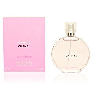 Chance Eau Tendre Eau de Toilette Chanel 50ml - Perfume Feminino