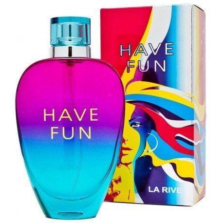 Have Fun Eau de Parfum La Rive 90ml - Perfume Feminino