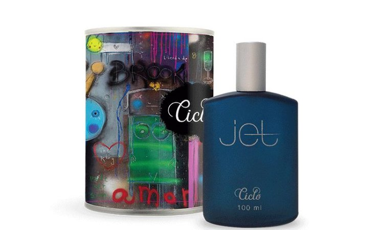 Ciclo Jet Deo Colônia 100ml - Perfume Masculino