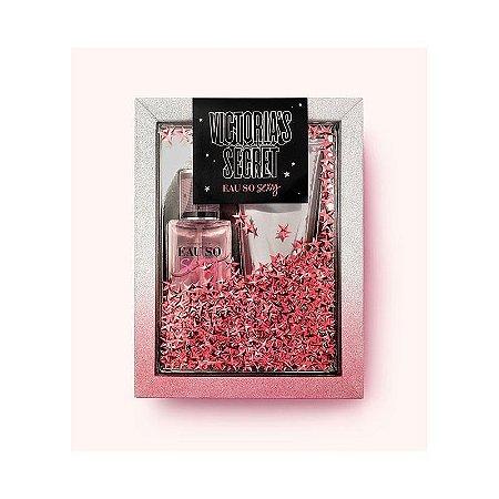 Kit Victoria's Secret Eau So Sexy Fragrância Mista 75 ml + Loção Perfumada 100 ml - Feminino