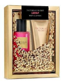 Kit Victoria's Secret Crush Fragrância Mista 75 ml + Loção Perfumada 100ml - Feminino