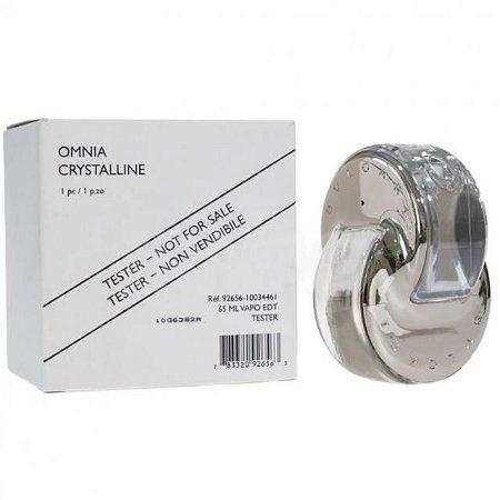 Sem Caixa Omnia Crystalline Eau de Toilette Bvlgari 65ml - Perfume Feminino