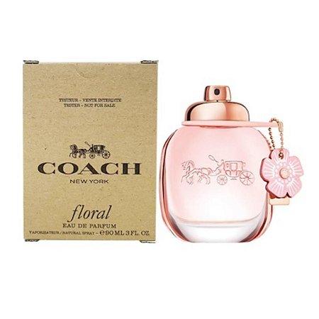 Tester Coach Floral Eau de Parfum 90ml - Perfume Feminino