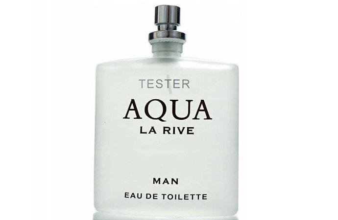 Tester Aqua Man Eau de Toilette La Rive 90ml - Perfume Masculino