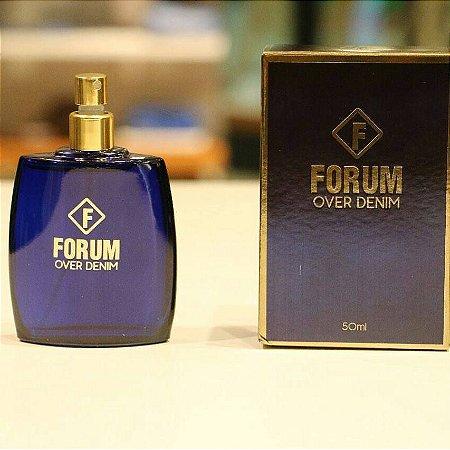Forum Over Denim Deo Colônia 50ml - Perfume Unissex