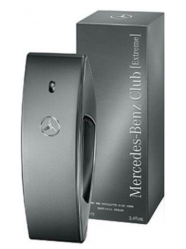 Mercedes-Benz Club Extreme Eau de Toilette 50ml - Perfume Masculino