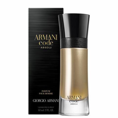 Armani Code Absolu Eau de Parfum Giorgio Armani 60ml - Perfume Masculino